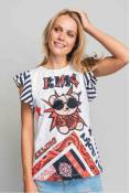 T-SHIRT ANTLERS